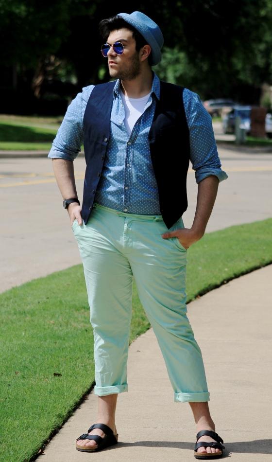 Christian Craven, DFW Blogger