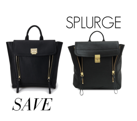 Save And Splurge