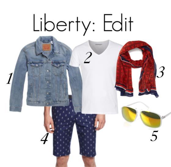 Liberty Edit