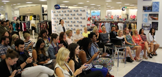 Belk Fashion tour - Dallas